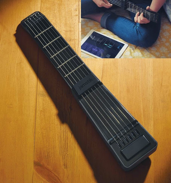 Must Have Gadgets for Guitarists - jamstik+