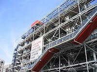 Tempat Wisata Di Perancis - Centre Georges Pompidou