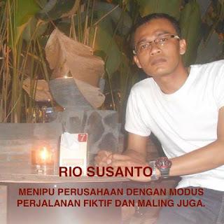 Hati-Hati Merekrut Karyawan, Studi Kasus Rio Susanto