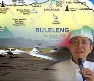 Bandara Baru Buleleng Harus Dilengkapi Infrastruktur Penunjang