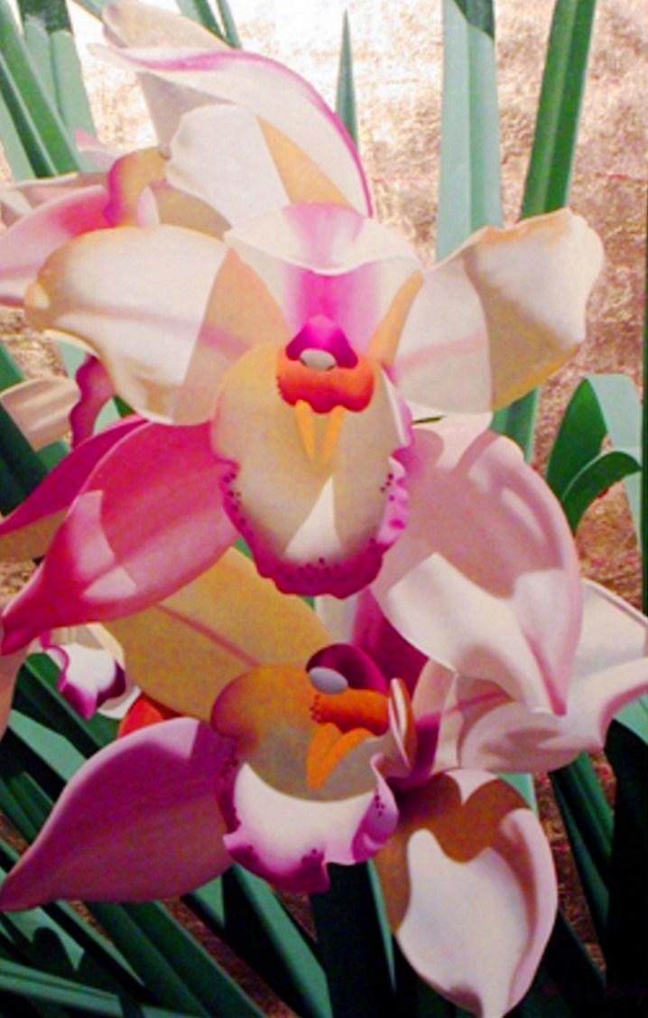 Cuadros pinturas oleos cuadros pintados con flores - Los cuadros mas bonitos ...
