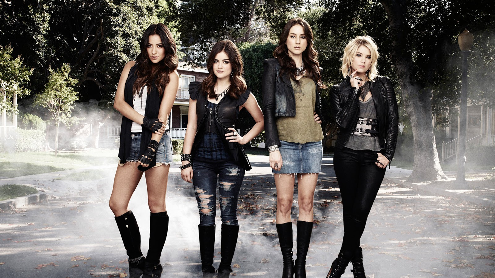 Pretty Little Liars Movie Day 29 Favorite Interview Of All Of The Girls Post From Youtube Day 30 Favorite Cast Picture Why