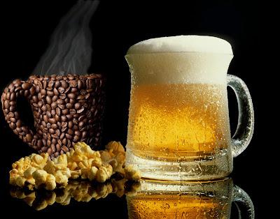 Как на вас влияет кофе и пиво