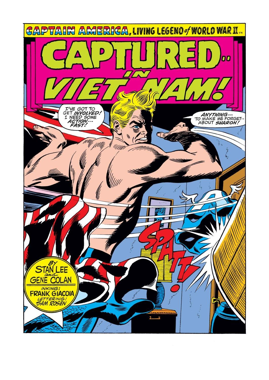 Captain America (1968) Issue #125 #39 - English 2