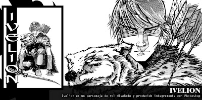 personaje explorador comic flechas oso
