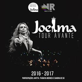 Joelma Avante Tour 2016-2017