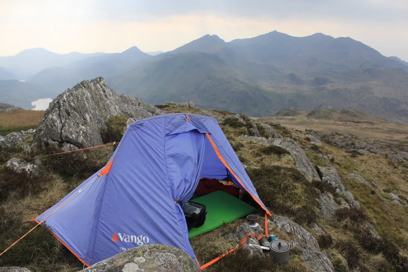 The Mountain Goat: Wales Wild Camping