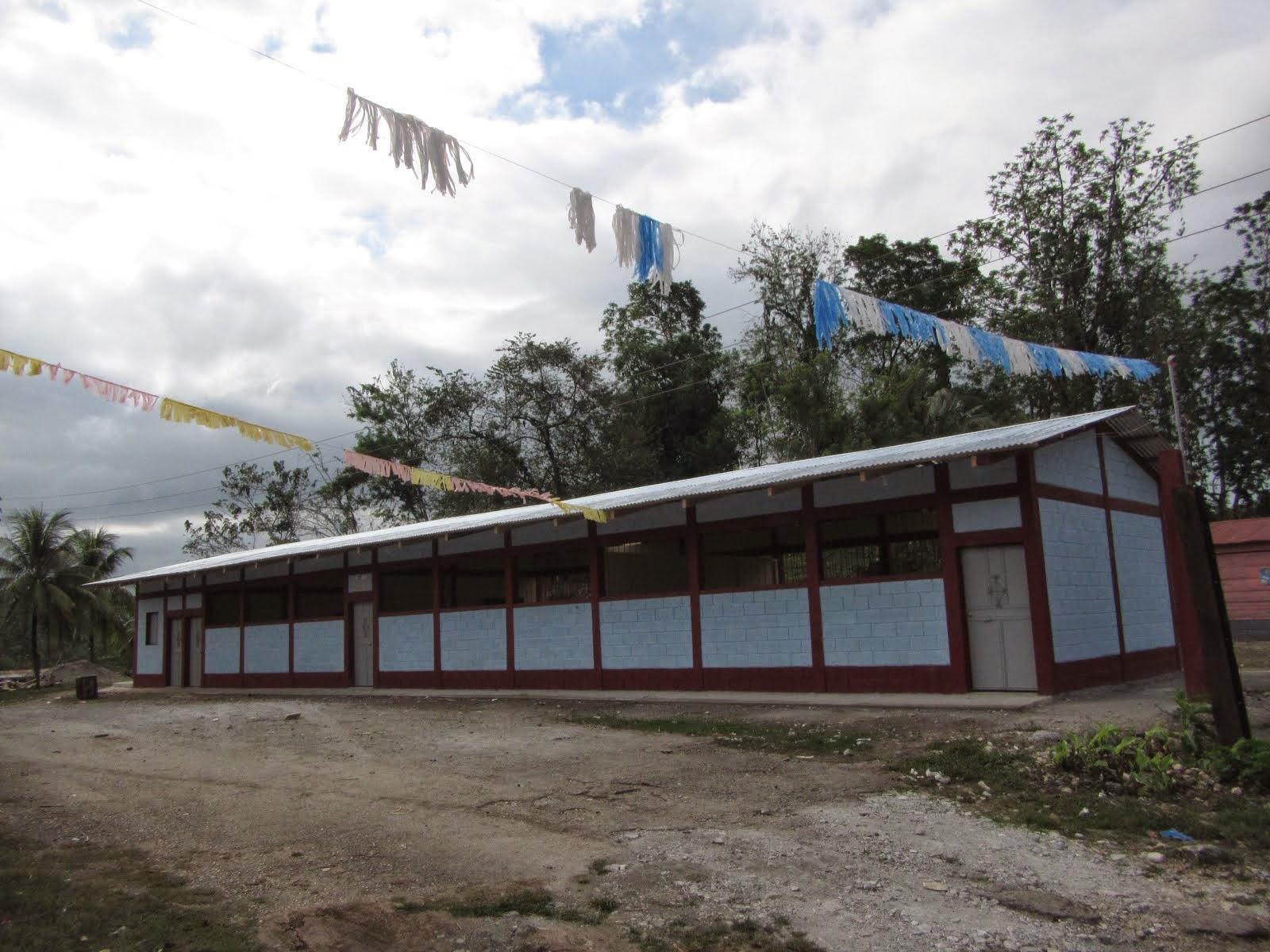 École de Chacalte 2012-2013