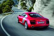 2013 Audi R8 V10 542HP