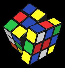 O Bir Rubik Küp Sever!