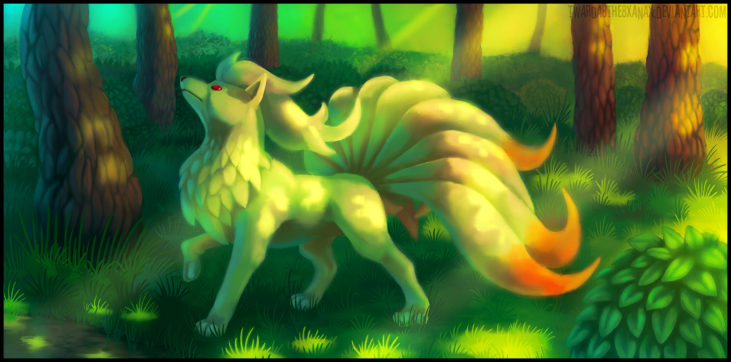 Can ninetales learn hypnosis