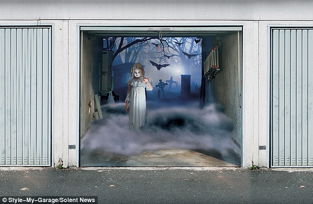 Simply Creative Garage Doors Art By Thomas Sassenbach