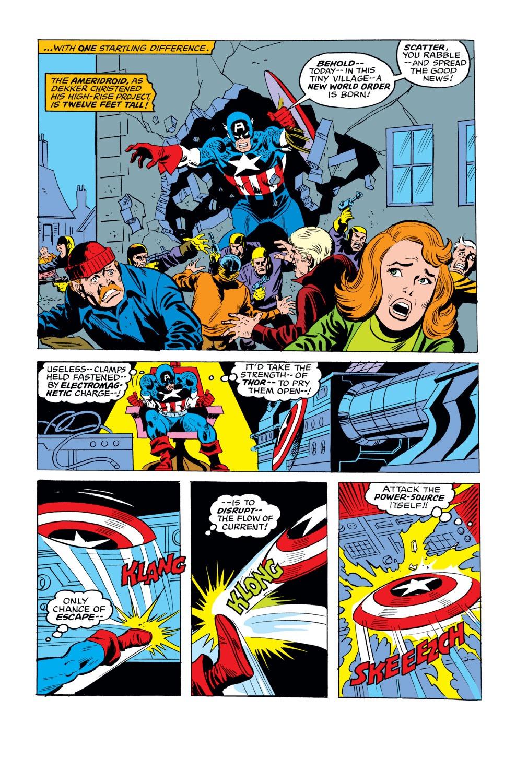 Captain America (1968) Issue #221 #135 - English 3