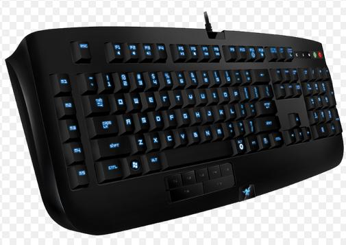 Harga Keyboard Gaming terbaru 2015 - Razer Anansi