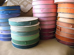 Vintage Seam Ribbon Tape new colors