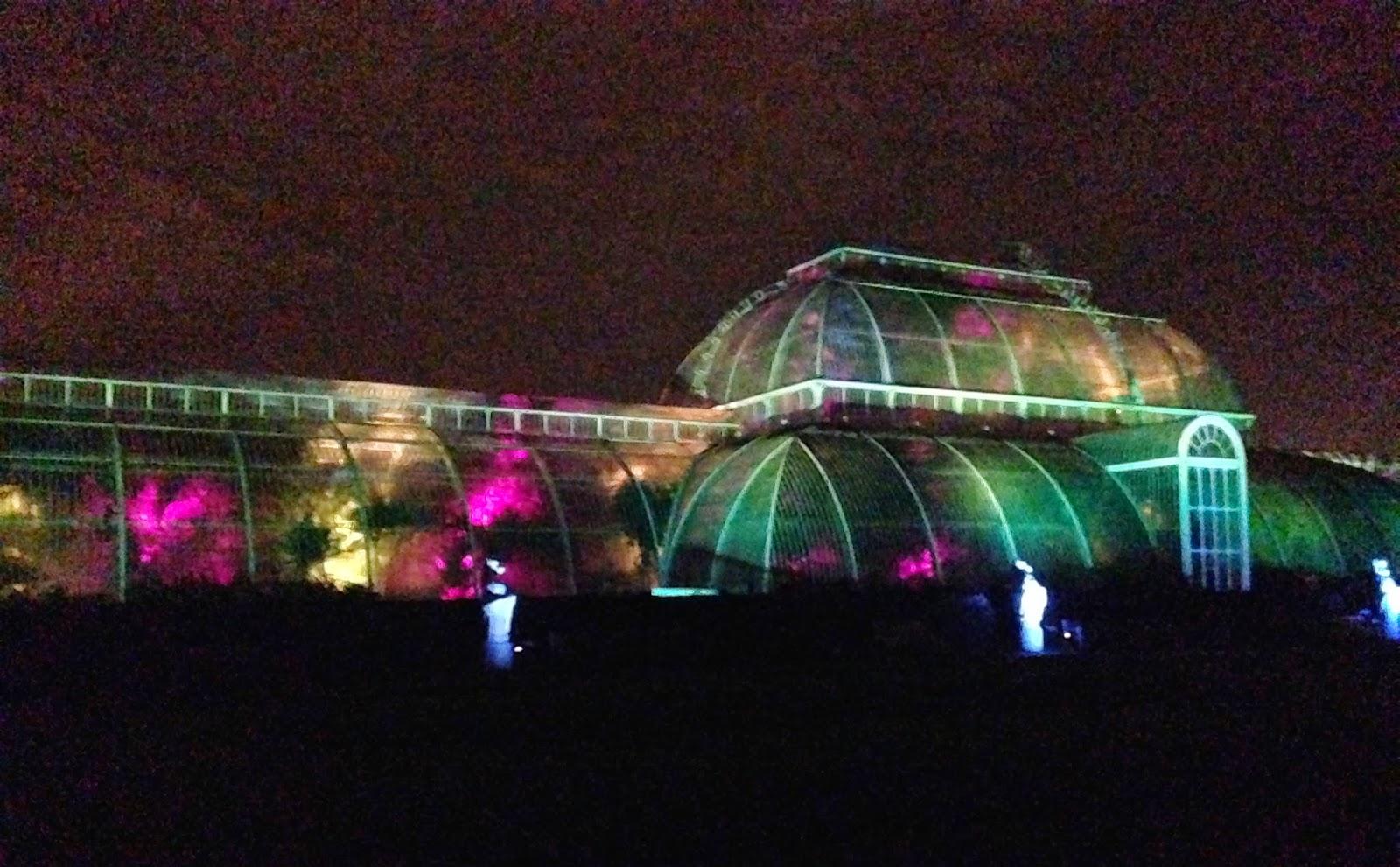 Kew Christmas Illuminated Walk