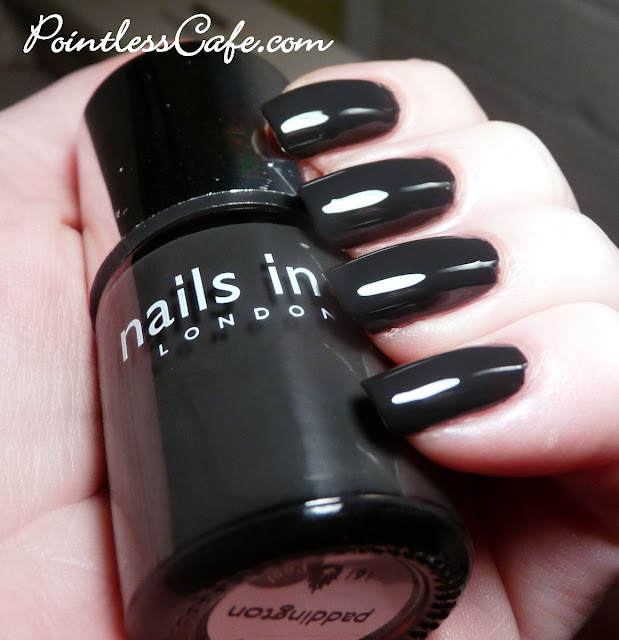 Nails Inc Autumn Winter 2011 Paddington