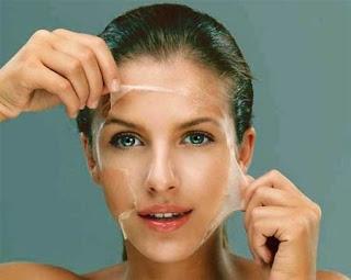 rahasia mengatasi kulit wajah kering