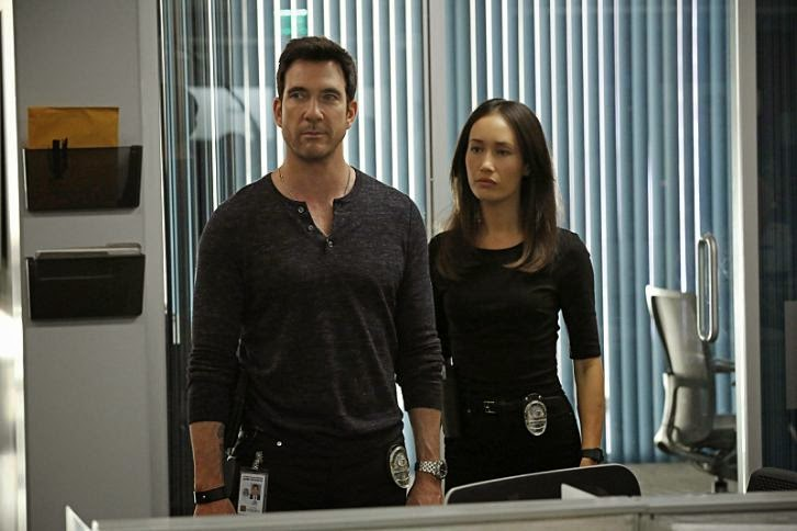 Stalker - Episode 1.06 - Love Is A Battlefield - Promotional Photos