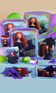 Disney Brave Party Kit - PartyBell.com