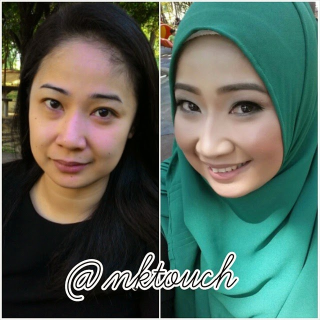 Make-up Cantik by Nadyrah (nktouch)