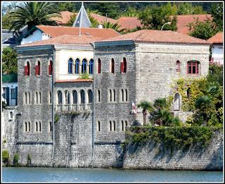 Villa Mauresque à Hendaye