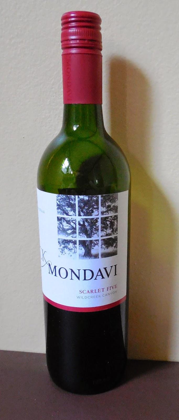 CK Monvavi Wine