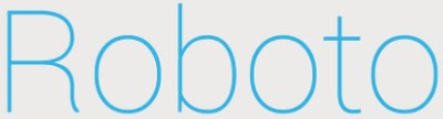 Besplatni download Google font Roboto