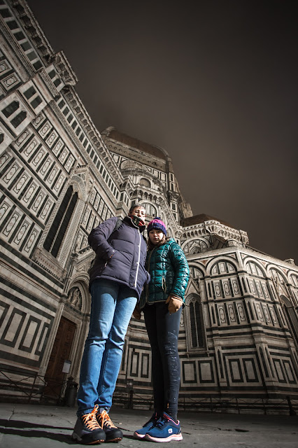 Ellas en Santa Maria del Fiore :: Canon EOS5D MkIII | ISO800 | Canon 17-40 @17mm | f/4 | 1/15s