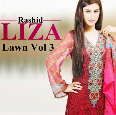 Rashid Liza Lawn Vol 3