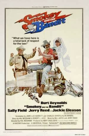 Smokey And The Bandit Burt Reynolds Jackie Gleason 1977