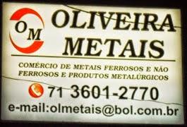 OLIVEIRA METAIS