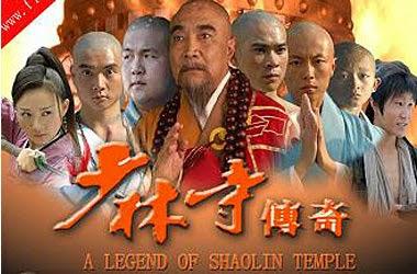 Tiểu Hòa Thượng Thiếu Lâm Kênh Vctv5
