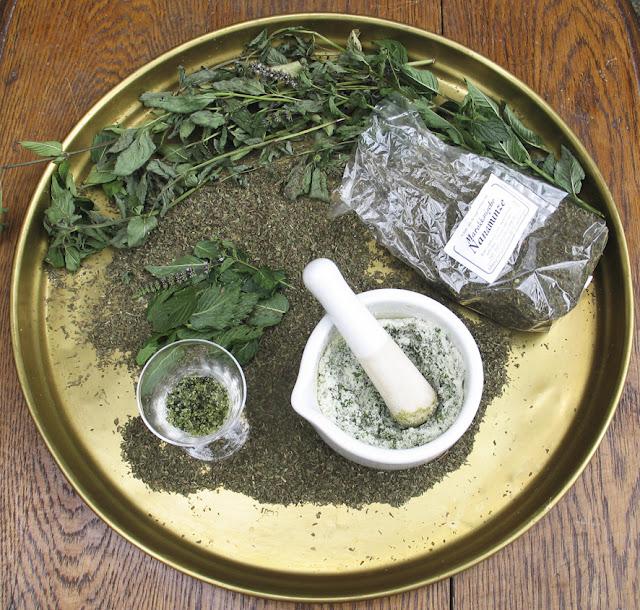 silber teaplants teepflanzen peppermint pfefferminze. Black Bedroom Furniture Sets. Home Design Ideas