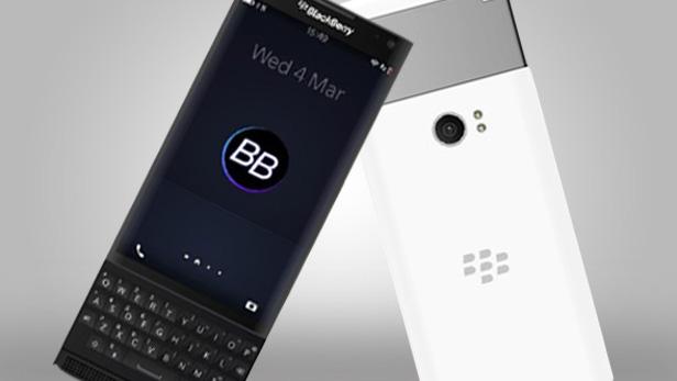 BlackBerry Venice blanco y negro carateristicas y imagenes
