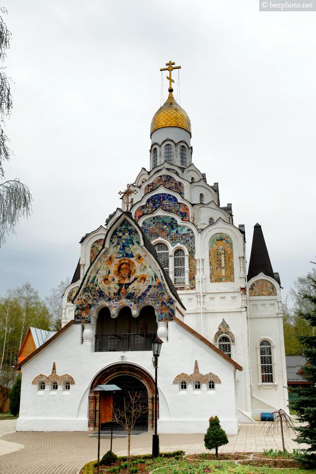 храм в клязьме