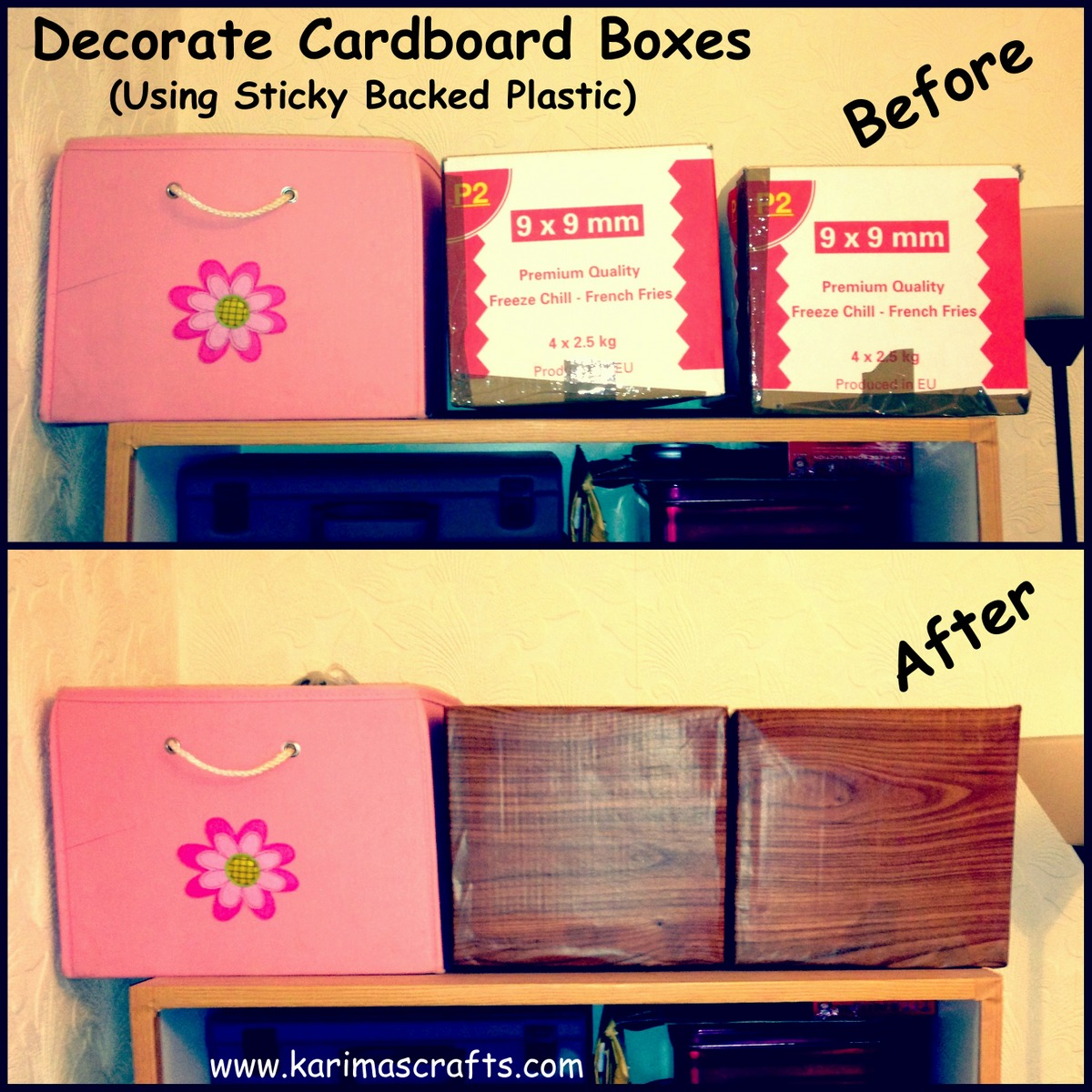 DIY Stylish Storage Boxes - Great Ideas  sc 1 st  Karimau0027s Crafts & Karimau0027s Crafts: DIY Stylish Storage Boxes - Great Ideas