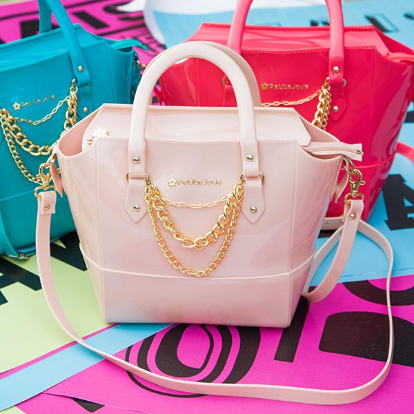 Bolsas coloridas petite jolie