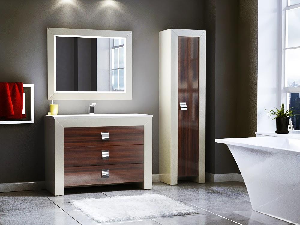 Новинки мебели для ванной комнаты от Astra-Form: Соло, Лотус и Прима...