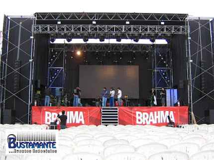 BUSTAMANTE...eventos especiales