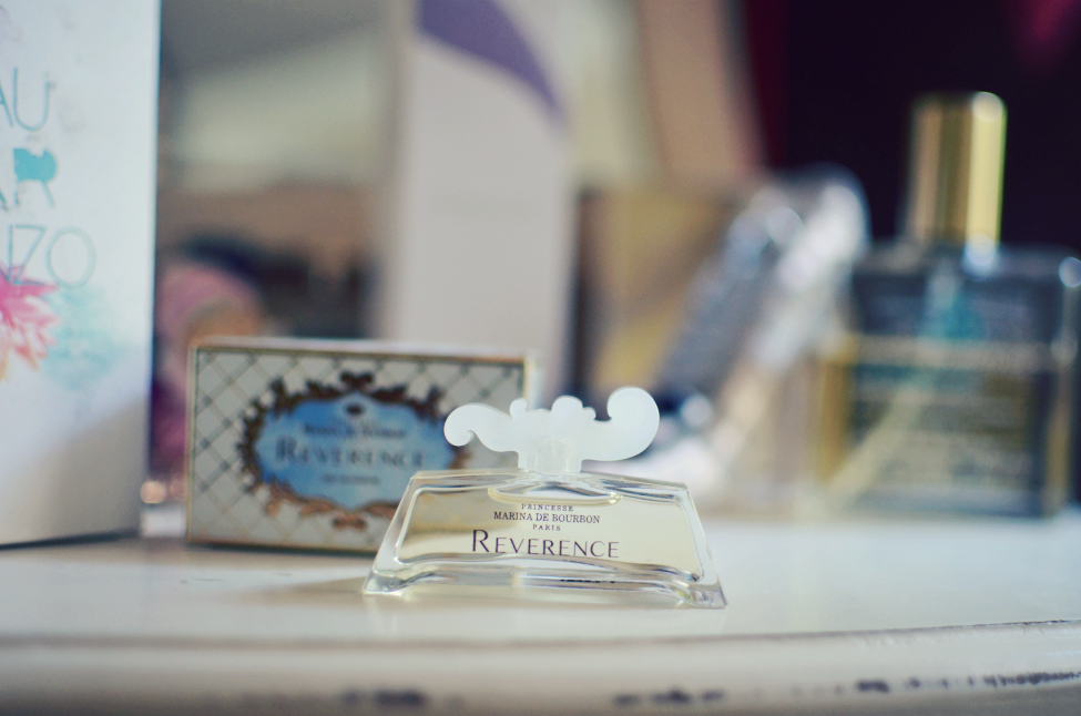 reverence perfume from chateau de versailles