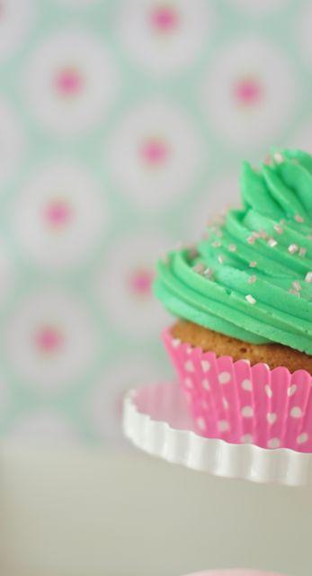 eva und ich: Earl Grey Cupcake