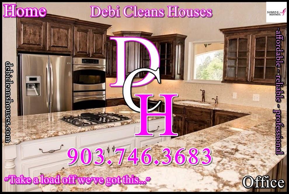 DCH | House Cleaning Longview Tx | Maid Service Kilgore Tx | Hallsville Gilmer Maid Service
