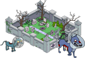 Pet Cemetary + Clawing Zombie + Snarling Zombie