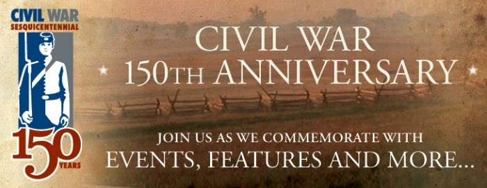 150 Th ANNIVERSARY CIVIL WAR