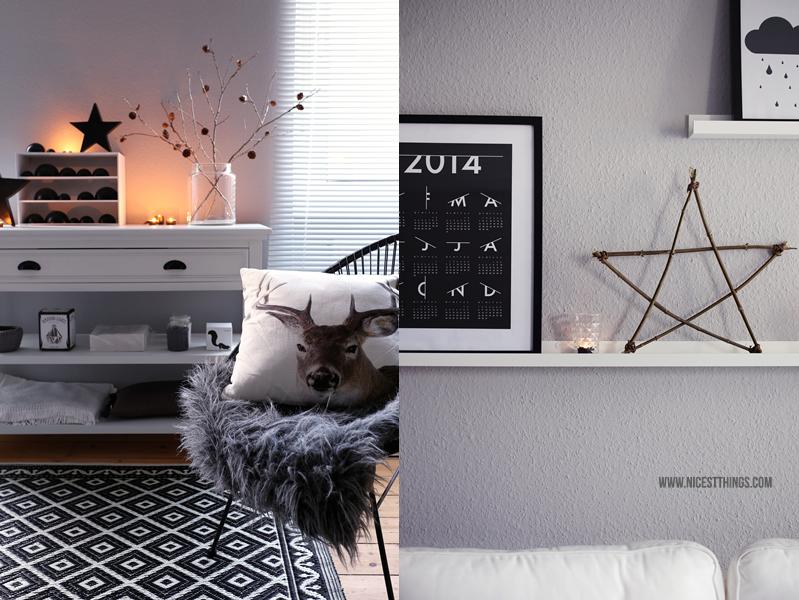 diy christmas decoration handsome powered by copypastelove. Black Bedroom Furniture Sets. Home Design Ideas