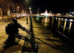 River Liffy, Dublin