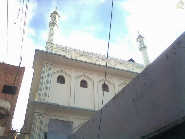 Nim Tali Masjid - Varanasi - UP 2