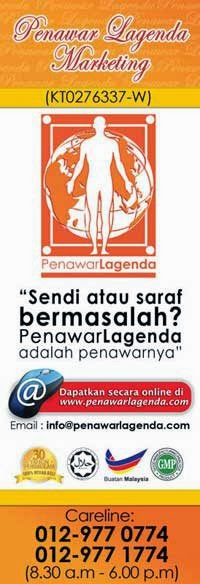 Penawar Lagenda marketing