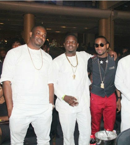 D'Banj Says Dr SID Caused Mo'Hits Break Up